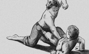 אלימות בין אחים
